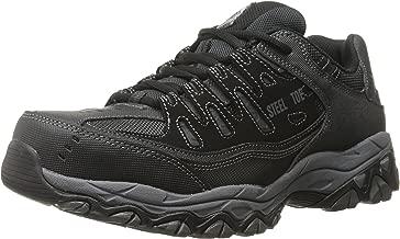 حذاء Skechers for Work 77055 Cankton الرياضي من الصلب لأصابع القدم -  -  10.5 M US