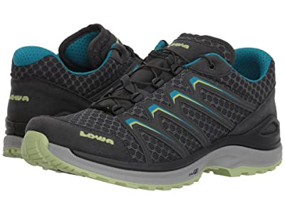 Lowa Maddox Lo (Anthracite/Mint) Women