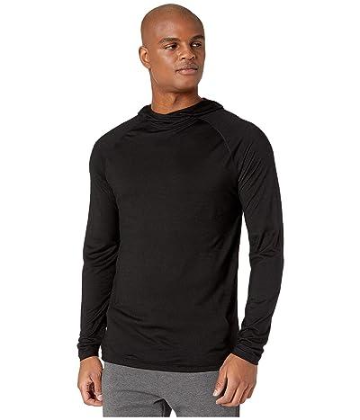 Smartwool Merino Sport 150 Hoodie (Black) Men