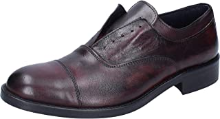 COD-E Oxfords Mens Leather Purple