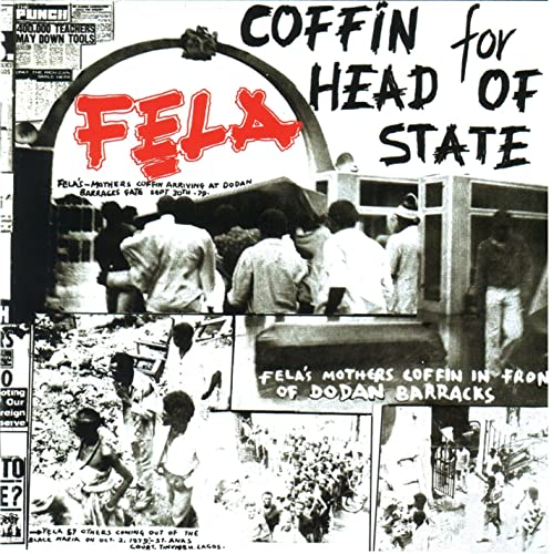 Coffin For Head of State (Part 1 & 2) by Fela Kuti on Amazon Music