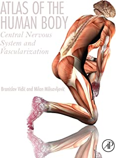 Atlas of the Human Body: Central Nervous System and Vascularization (English Edition)