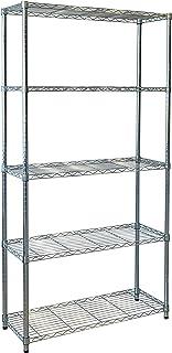 Kit Closet Estantería Stylo 10001, Metal, 180 X 90 X 35