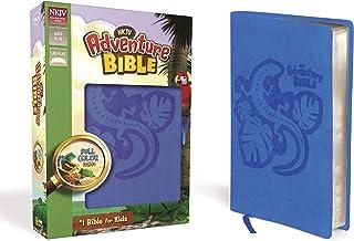 NKJV, Adventure Bible, Leathersoft, Blue, Full Color PDF