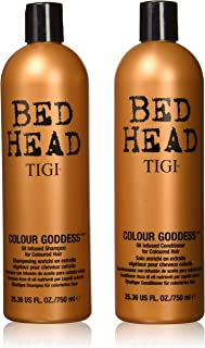Tigi Bed Head Colour Goddess 25.36oz Duo