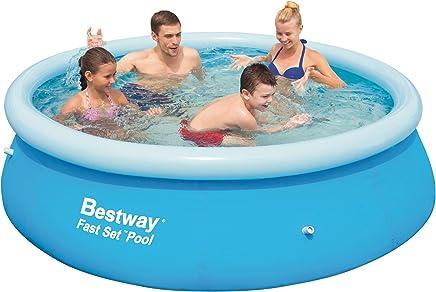 Bestway 8ft x 26in Fast Set Swimming Pool no pump #57008