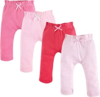 Touched by Nature Baby Girls' Organic Cotton Pants
