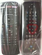 VIZIO Xrt302 QWERTY Keyboard Remote for M650vse M550vse M470vse M-go Tv Internet Tv-30 Days Warranty!
