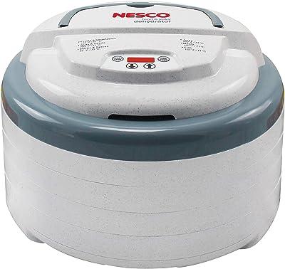 NESCO Snackmaster Deshidratador digital de alimentos, FD-79