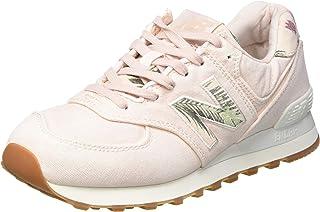New Balance Wl574wor, Walking Shoe Mujer