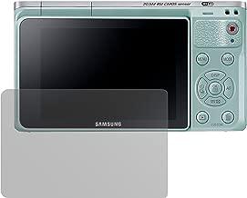 2x protector de pantalla mate para Samsung nx500 lámina protectora protector de pantalla Lámina