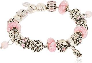 MESTIGE Women Crystal Blooming Bracelet with Swarovski Crystals