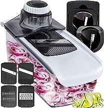 Fullstar Mandoline Slicer Spiralizer Vegetable Slicer – Cheese Slicer Food Slicer..