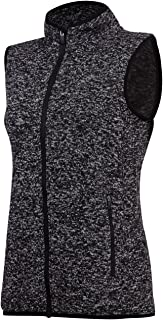 Best black sleeveless sweater vest Reviews