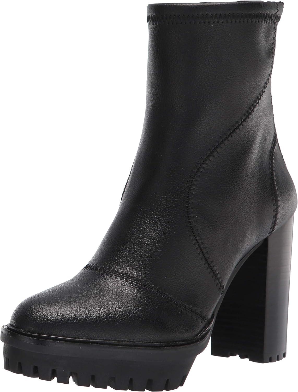 Vince Camuto Women's Erettie Platform Ankle Boot Fashion