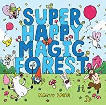 the magic forest book