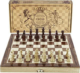 Amerous Chess Set, 12