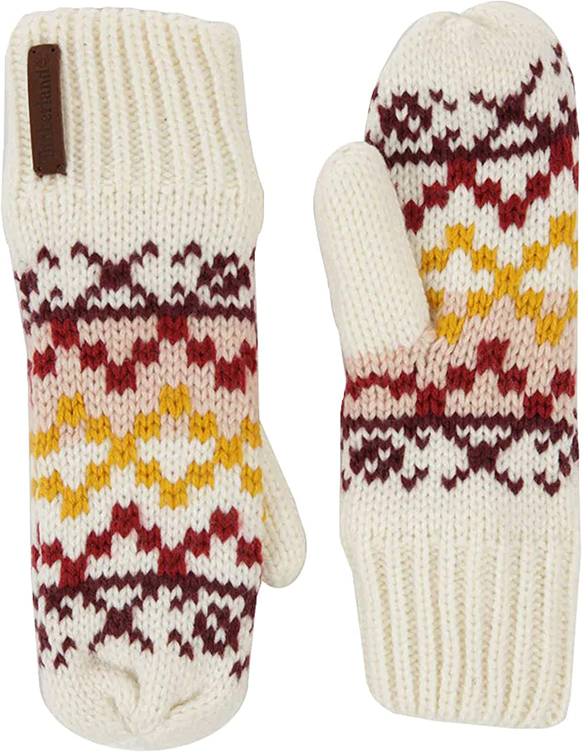 Timberland Women's Fair Isle Cold Weather Mittens