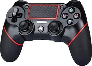 Railay PS4 Controller Wireless Bluetooth Gamepad for Dualshock Playstation 4 Touch Panel with Dual Vibration, Instant Shar...