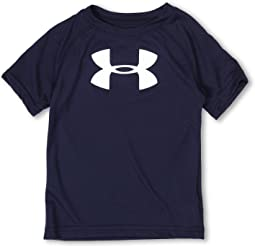 Under Armour Kids Big Logo S/S Tee (Toddler)