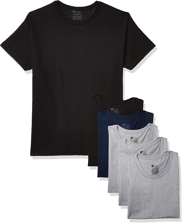 Hanes Men's Tagless Comfort Soft Undershirt Multiple Selling rankings Max 71% OFF – Crew