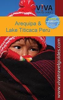 VIVA Travel Guides Arequipa, Lake Titicaca and Southern Peru