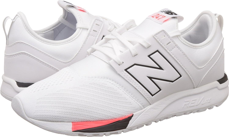 New Balance MRL 247, WR White, 14 : Amazon.fr: Chaussures et Sacs