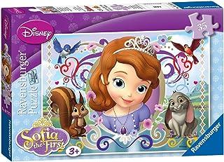 Disney Princess - La Princesa Sofía, Puzzle de 35 Piezas (Ravensburger 08737 2)