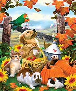 Harvest Moments 200 Piece Jigsaw Puzzle by SunsOut