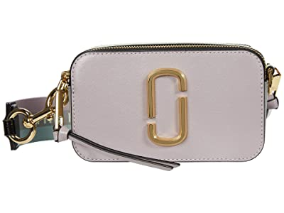 Marc Jacobs Snapshot (Dusty Lilac Multi) Handbags