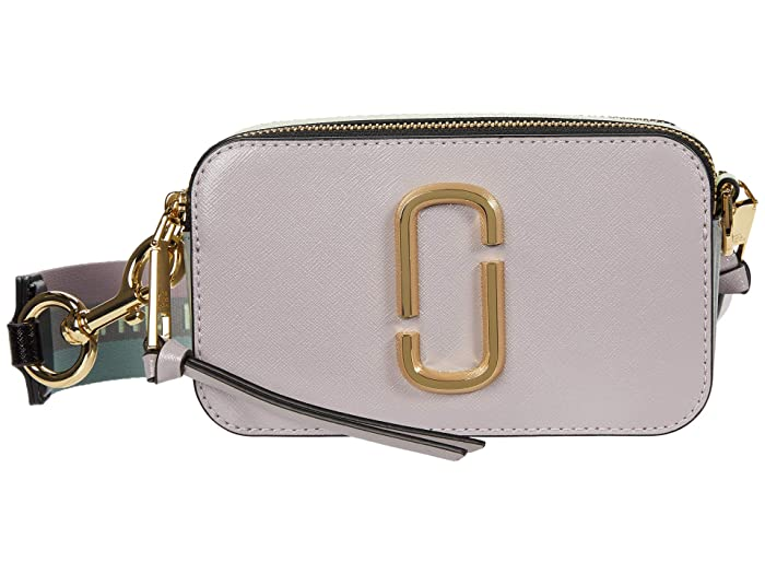 Marc Jacobs Snapshot (Dusty Lilac Multi) Handbags
