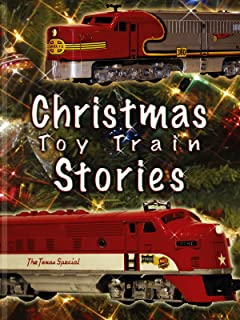 Christmas Toy Train Stories