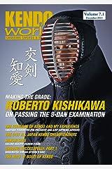Kendo World 7.1 (Kendo World Magazine Volume 7 Book 1) Kindle Edition