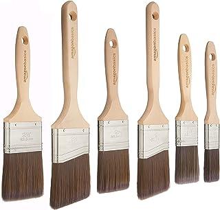 Amazon Basics Master Pro Paint Brush Set - 6 brushes