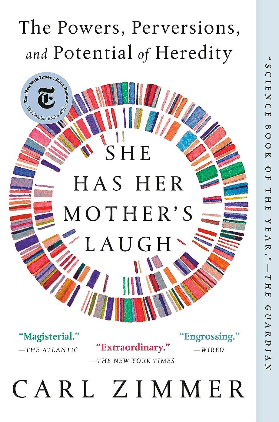 遠近法紳士資本主義She Has Her Mother's Laugh: The Powers, Perversions, and Potential of Heredity (English Edition)