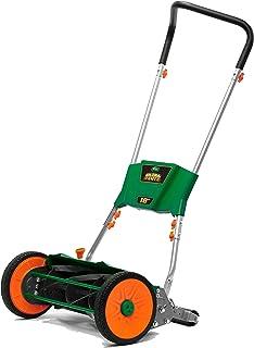 Scotts 515-18S Ultra Cut Reel Lawn Mower, 18-Inch, Green