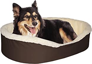Dog Bed King Pet Beds. Made In The USA. Pet Beds for Dogs & Cats - Available In Multiple Colors And Sizes. Easy To Remove Covers For Machine Washing.