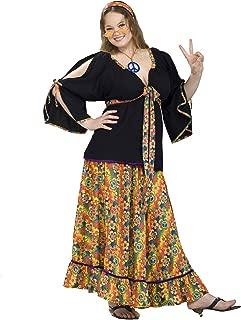Forum Plus Size Groovy Mama Costume