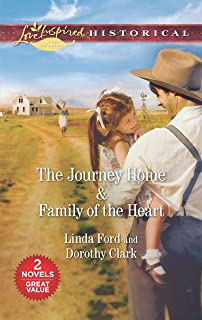 The Journey Home & Family of the Heart: An Anthology