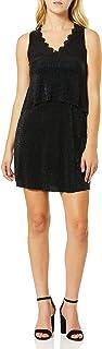 فستان Lurex 2-Fer للنساء من ثري دوت