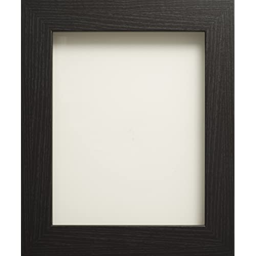 Frame Company Watson Range Picture Photo Frame - A2, Black
