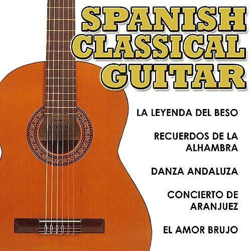 Recuerdos De La Alhambra - Guitarra de Antonio De Lucena en Amazon ...