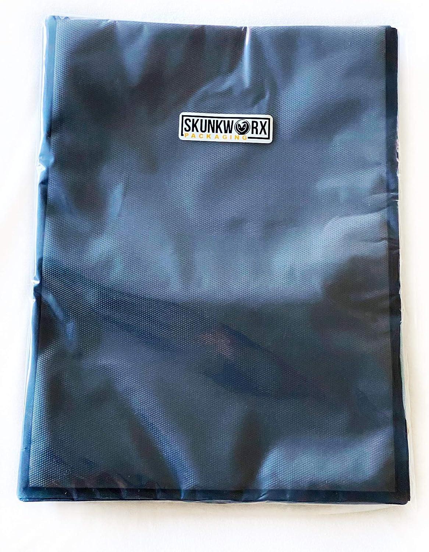 Black Clear Precut Vacuum Bags 50 Max Super-cheap 48% OFF Pack - 15x20