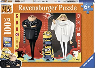 Ravensburger Universal: Despicable Me3 100 Piece Jigsaw Puzzle for Kids – Every Piece is Unique, Pieces Fit Together Perfectly