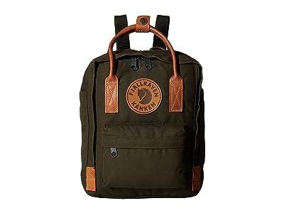 Fjallraven Kanken No. 2 Mini (Deep Forest) Bags