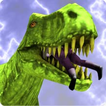 Real Angry Dinosaur City Rampage Simulator - City Destruction & Dino Attack