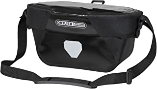 Ortlieb Ultimate6 S Classic Handlebar Bicycle Bag (Black)