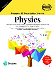 Pearson IIT Foundation Series - Physics - Class 7 (Old Edition)