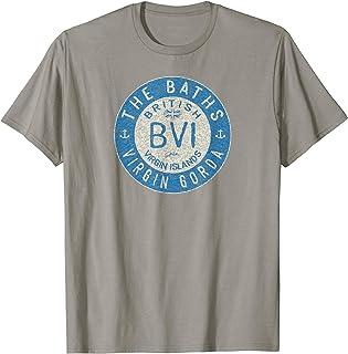 JCombs: The Baths, Virgin Gorda, BVI T-Shirt