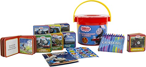 Thomas & Friends - My First Library Look and Find Book Block Bucket 8-Book Set - PI Kids
